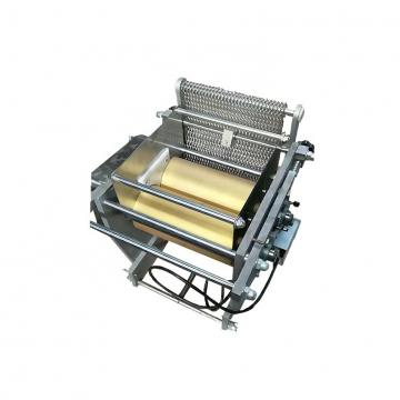 Automatic Dumpling Samosa Empanda Pierogi Skin Wrapper Sheet Making Machine