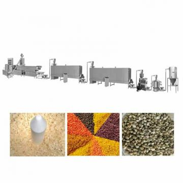 High Capacity Artificial Rice Nutritional Rice Making Machine Industrial Price