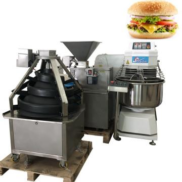 Automatic Burger Cooking Maker Frozen Hamburger Patty Machine