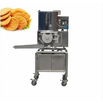 Commercial Electric Hamburger Stuffed Burger Press Maker Machine