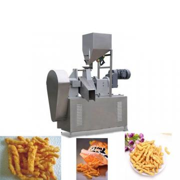 Automatic Frying Kurkure Cheetos Snacks Food Machinery