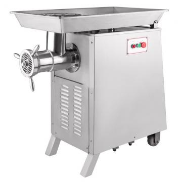 Heavy Duty Food Processing Machine Stainless Steel Grinding Plates Sausage Stuffer Kits Electric Meat Mincer Grinder