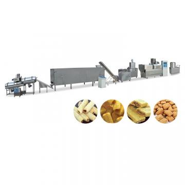 Puffed Corn Fruit Loops Snack Manufacturing Machine
