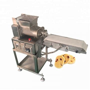 Ce Approved High Quality Cookies Extruding Machine