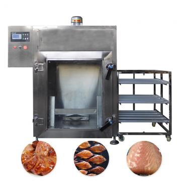 Halal Meat Processing Machine Meat Smoker Smoke House Smoke Machine