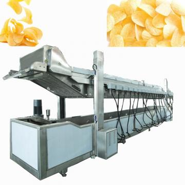 Manufacturer Plant Commercial Used Potato Chip Maker